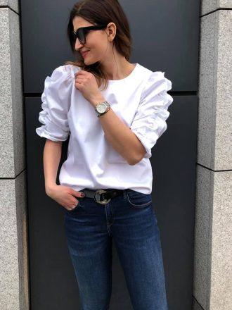 Bluzka Candy * white