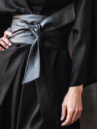 Wdzianko kimono * black