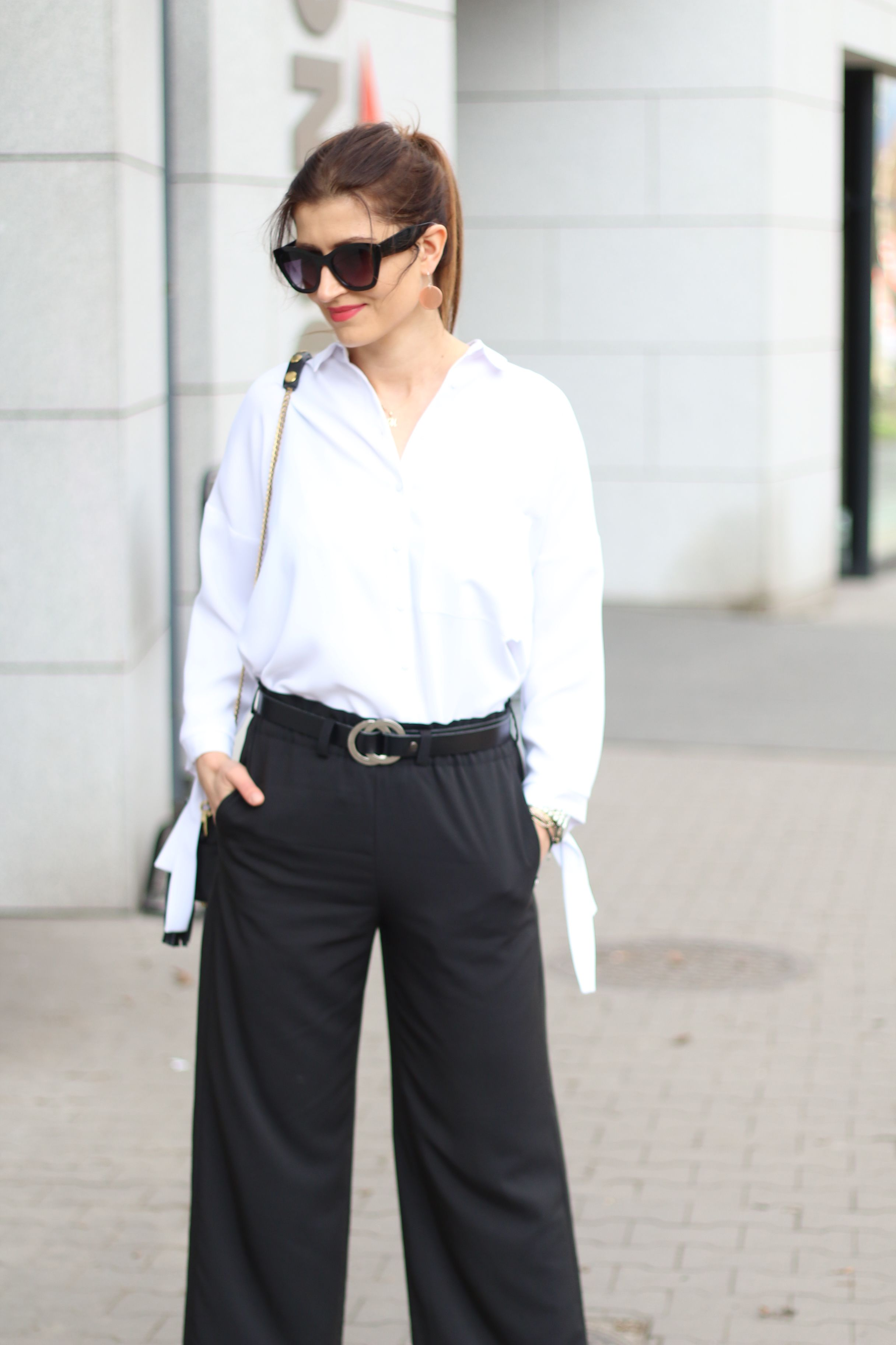 Biała koszula Valntina