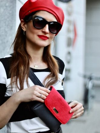 Waisted Red