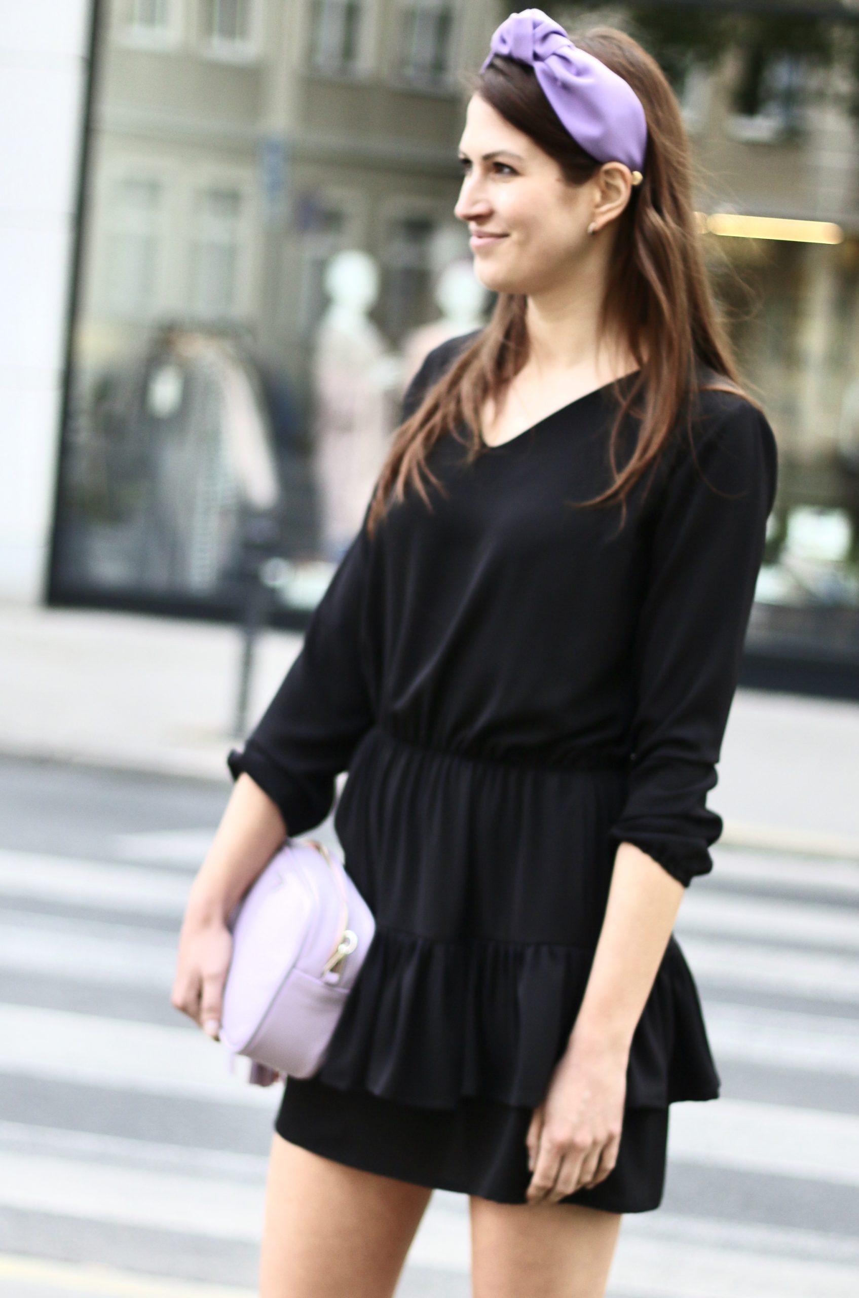 Sukienka Jess * Czarna